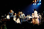 Butterfly Ball 1975 at Royal Albert Hall David Coverdale Roger Glover Glenn Hughes and John Lawton<br /> © Chris Walter