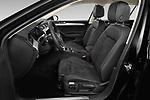 Front seat view of 2020 Volkswagen Passat-Variant Elegance-Business 5 Door Wagon Front Seat  car photos