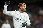 Real Madrid's Jese Rodriguez celebrating a goal during La Liga match. March 20,2016. (ALTERPHOTOS/Borja B.Hojas)