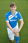 St Johnstone Academy Under 17's…2016-17<br />Kyle Woolley<br />Picture by Graeme Hart.<br />Copyright Perthshire Picture Agency<br />Tel: 01738 623350  Mobile: 07990 594431