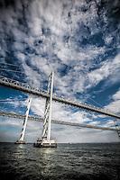 Chesapeake Bay Bridge   Chesapeake Bay Maryland