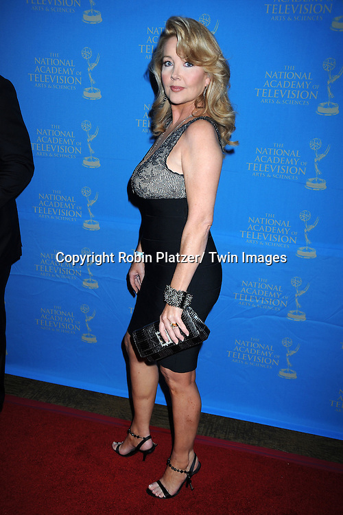 Melody Thomas Scott  attending The 38th Annual Creative Arts Emmy Awards on June 17, 2011 at The Westin Bonaventure Hotel in Los Angeles in California.