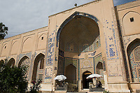 Ansari Shrine Herat 27-5-09