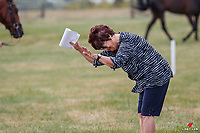 Judy Styles bows to the Ground Jury for the CCI3*-L. 2020 NZL-Puhinui International Three Day Event. Puhinui Reserve. Auckland. Thursday 10 December. Copyright Photo: Libby Law Photography