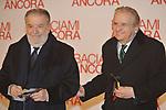 """PUPI E ANTONIO AVATI<br /> RED CARPET - PREMIERE """"BACIAMI ANCORA """" DI GABRIELE MUCCINO - AUDITORIUM DELLA CONCILIAZIONE ROMA 2010"""
