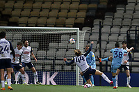 29th December 2020; Deepdale Stadium, Preston, Lancashire, England; English Football League Championship Football, Preston North End versus Coventry City; Gustavo Hamer of Coventry City sees his shot fly high of the Preston crossbar from close in