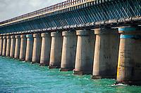 Columns in the Sea
