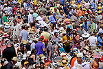 Scenes during the 137th Preakness at Pimlico Race Course on Preakness Day in Baltimore, MD on 05/19/12. (Ryan Lasek/ Eclipse Sportswire)