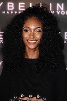 Jourdan Dunn<br /> arrives for the Maybelline Bring on the Night party at The Scotch of St James, London<br /> <br /> <br /> ©Ash Knotek  D3231  18/02/2017