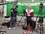 Gerry Simpson Christmas Video Shoot 2020