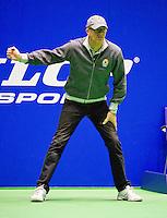 12-12-12, Rotterdam, Tennis, Masters 2012, Linesman