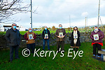 Ballydonoghue Parish Magazine Launch: Pictured to announce the launch of the 36th edition of the Ballydonoghue Parish Magazine at Liselton on Wednesday were Jer Moran, Jim Finnerty, David Kissane, Editor, John F Keane, Collette O'Connor & Marie Rohan.