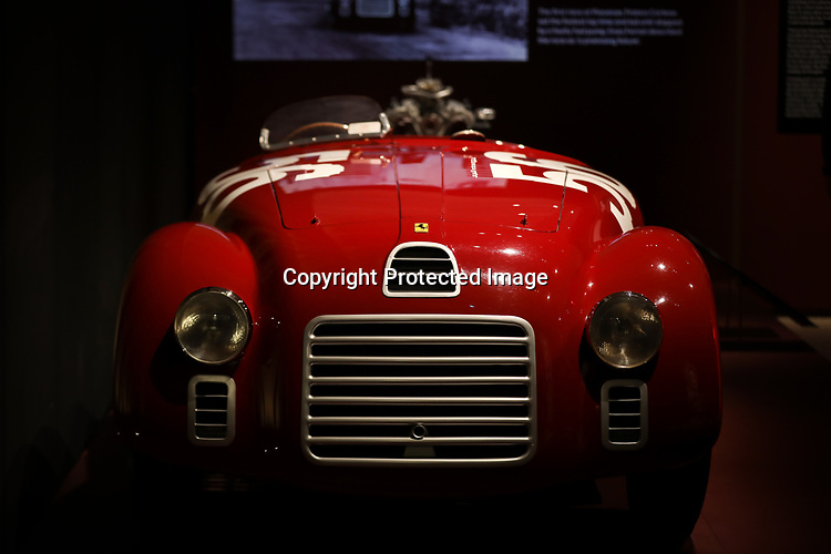 Ferrari Exhibition - Design Museum London