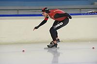 SCHAATSEN: HEERENVEEN: 21-09-2019, IJsstadion Thialf,KNSB trainingswedstrijd, ©foto Martin de Jong