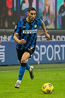 inter-juventus - Milano 17 gennaio 2021 - 18° giornata serie A - nella foto: hakimi