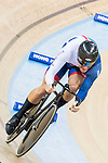 Callum Skinner of the Great Britain team competes in the Men's Sprint - Qualifying as part of the 2017 UCI Track Cycling World Championships on 14 April 2017, in Hong Kong Velodrome, Hong Kong, China. Photo by Chris Wong / Power Sport Images
