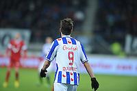 VOETBAL: HEERENVEEN: Abe Lenstra Stadion, 23-02-2013, SC Heerenveen - FC Twente, Eindstand 2-1, Filip Djuricic (#9 SCH), ©foto Martin de Jong