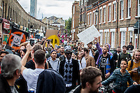 """08.10.2016 - """"Protest To Save London's Nightlife Community"""""""