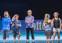 Rotterdam, Netherlands, December 16,  2016, Topsportcentrum,  Coaches Congress , Judy Murray<br /> Photo: Tennisimages/Henk Koster