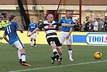 Josh Windass steers in goal no 2 for Rangers