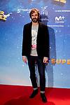 Julian Villagran attends to Super Lopez premiere at Capitol cinema in Madrid, Spain. November 21, 2018. (ALTERPHOTOS/A. Perez Meca)