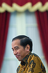 President Joko Widowdo, Indonesia