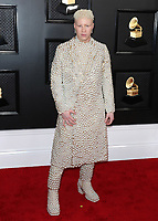 LOS ANGELES - JANUARY 26:  Shaun Ross at the 62nd Annual Grammy Awards on January 26, 2020 in Los Angeles, California. (Photo by Xavier Collin/PictureGroup)