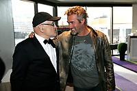 2011 File Photo - World Film Festival Red Carpet - Serge Losique, Roy Dupuis