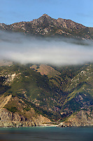 aerial photograph of Big Sur, Monterey County, California