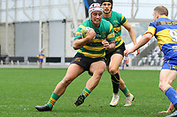 Sam Eriepa of Green Island during the Dunedin Premier club rugby final between Green Island and Taieri played at Forsyth Barr Stadium in Dunedin, on Saturday 31st July, 2021. © John Caswell/Caswell Images