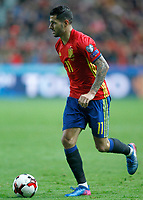 Spain's Vitolo during FIFA World Cup 2018 Qualifying Round match. March 24,2017.(ALTERPHOTOS/Acero) /NortePhoto.com