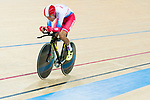 Alexander Evtushenko of the Russia team competes in the Men's Individual Pursuit - Qualifying as part of the 2017 UCI Track Cycling World Championships on 14 April 2017, in Hong Kong Velodrome, Hong Kong, China. Photo by Marcio Rodrigo Machado / Power Sport Images