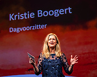 Nieuwegein,  Netherlands, 9 November 2018, Coaches congress KNLTB, Kristy Boogert, <br /> Photo: Tennisimages.com/Henk Koster