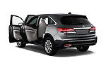 Car images close up view of 2014-2016 Acura MDX Technology 5 Door SUV doors