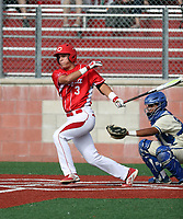 Brendan Beck of Corona HS plays in the Boras Classic of California on April 18-21, 2017 at Mater Dei High School and JSerra High School in Orange County, California  (Bill Mitchell)
