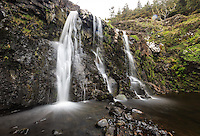 Waterfalls of the Fairy Pools, Glen Brittle, Scotland on 2015/06/12. Foto EXPA/ JFK/Insidefoto