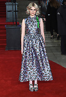 "Lucy Boynton<br /> at the ""Murder on the Orient Express"" premiere held at the Royal Albert Hall, London<br /> <br /> <br /> ©Ash Knotek  D3344  03/11/2017"
