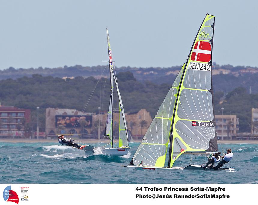 44 TROFEO S.A.R. PRINCESA SOFÍA MAPFRE, day 2