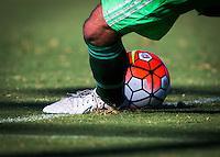 "Carson, Calif. - Thursday, July 16, 2015: U-16 Philadelphia Union vs FC Dallas during playoffs at the 2014-15 US Soccer Development Academy Finals week at Glenn ""Mooch"" Myernick Field at StubHub Center."
