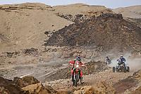 7th January 2021; Riyadh to Buraydah, Saudi Arabia; Dakar Rally, stage 5;  #39 Melot Benjamin (fra), KTM, Benjamin Melot, Original by Motul, Moto, Bike, action during the 5th stage of the Dakar 2021 between Riyadh and Al Qaisumah, in Saudi Arabia on January 7, 2021