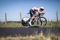 Richie Porte (AUS/Trek Segafredo)<br /> <br /> Stage 13: ITT - Pau to Pau (27.2km)<br /> 106th Tour de France 2019 (2.UWT)<br /> <br /> ©kramon