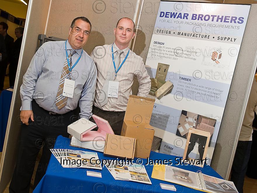 Falkirk Business Exhibition 2011<br /> Dewar Brothers Packaging