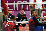 Bryce Foster, Lima 2019 - Sitting Volleyball // Volleyball assis.<br />