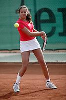 29-3-06, Rotterdam, tennis, Rotterdam Open, Lesley Kerkhove