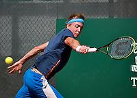 The Hague, Netherlands, 26 July, 2016, Tennis,  The Hague Open , Bastian Trinker (AUT)<br /> Photo: Henk Koster/tennisimages.com
