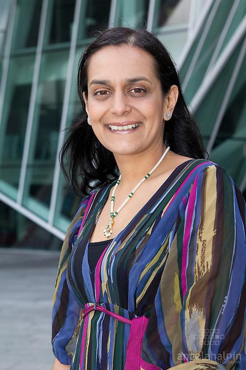 Damini Kumar, EU Ambassador for Creativity & Innovation. Director of Design & Creativity NUIM.
