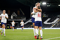 GOAL - Fran Kirby of England Women makes it 1-0 during the Women's international friendly match between England Women and Australia at Craven Cottage, London, England on 9 October 2018. Photo by Carlton Myrie / PRiME Media Images.