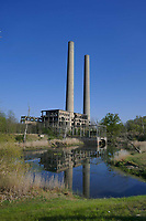 Power station that never was