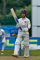 23rd September 2021; Aigburth, Liverpool, Merseyside, England; LV=Country Cricket Championship; Lancashire versus Hampshire;<br /> Lancashire keeper Alex Davies who leaves the county at the end of the season to join title rivals Warwickshire