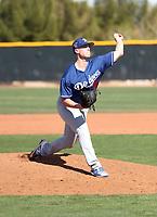 Justin Bruihl - Los Angeles Dodgers 2018 spring training (Bill Mitchell)